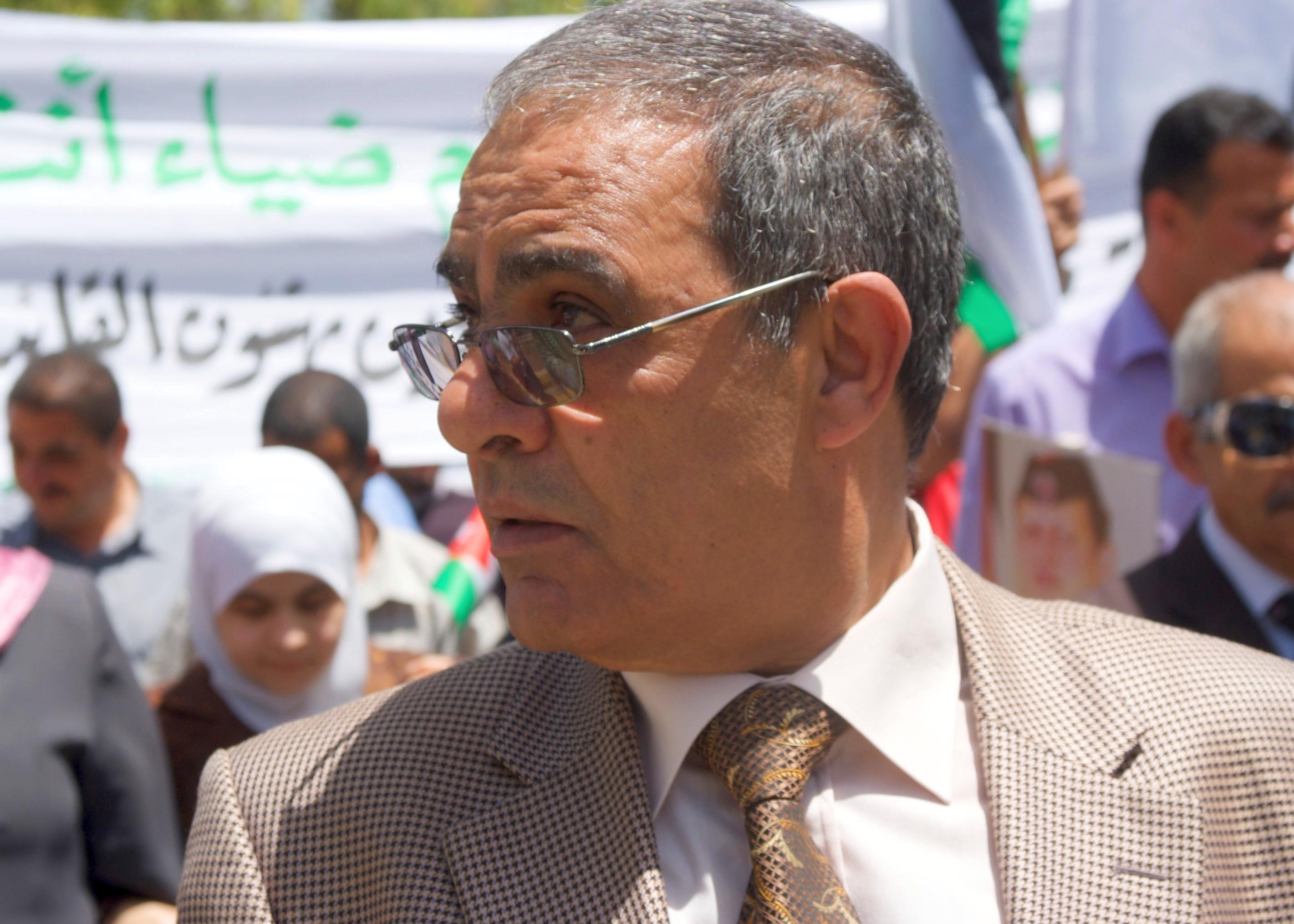مقابلة جريدة الرأي مع السيد أحمد اللوزي رئيس الجمعية